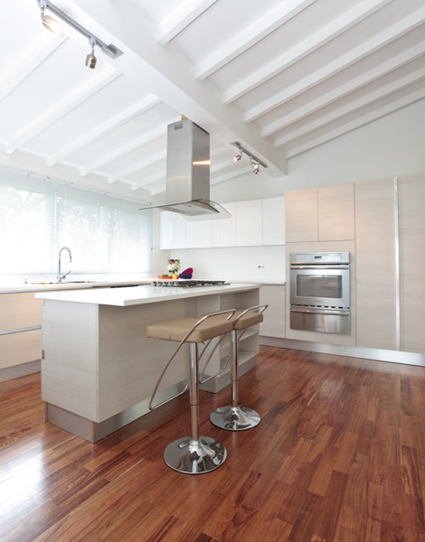 Cocina italiana marca Miton, ref. Mt120 Oregon grey y ref. De La Casa Ideal.