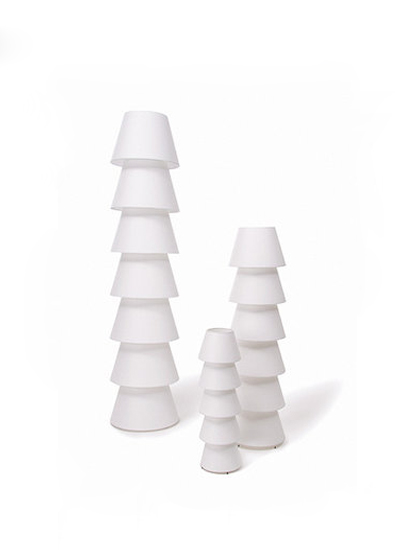 Lámpara Set Up Shade, diseño de Marcel Wanders.