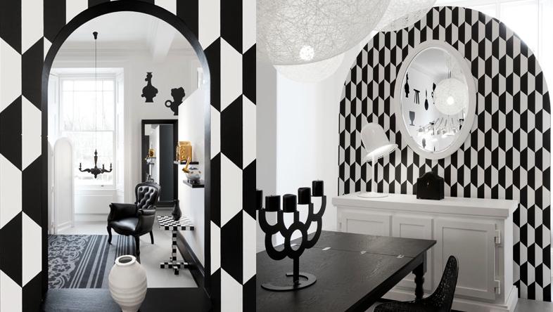 La puesta en escena de su mobiliario es una clara idea de que en cuestión de diseño no existen los límites.