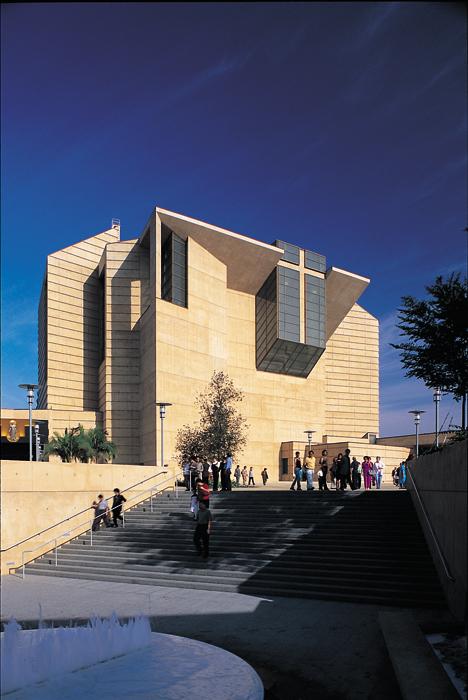 Catedral de Los Ángeles.