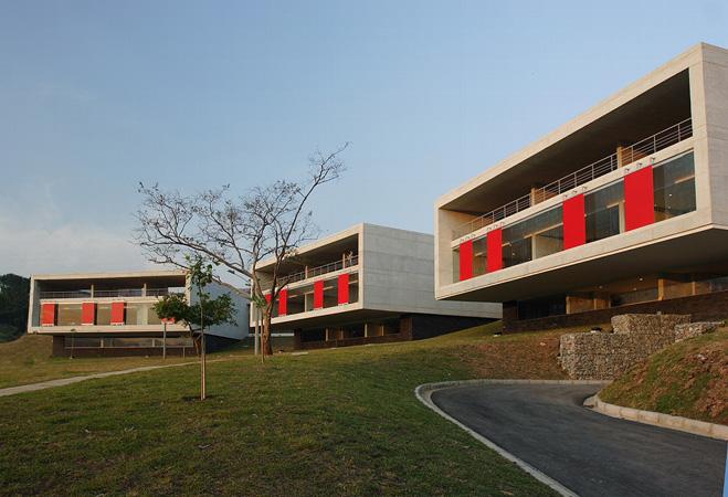 Parque Biblioteca León de Greiff en Medellín.