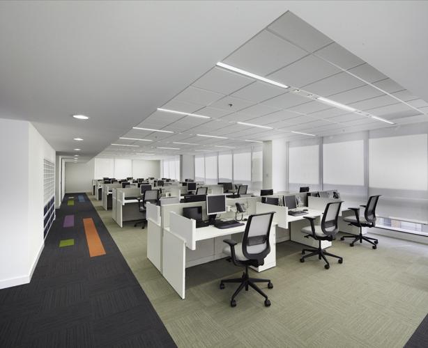 Merck. Diseño y construcción: StudioSur, RIR Arquitectos