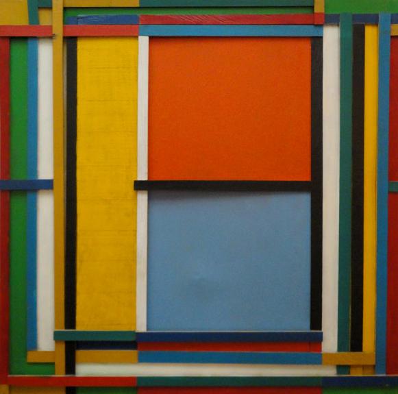 Carlos Rojas. Sin título, 1996.