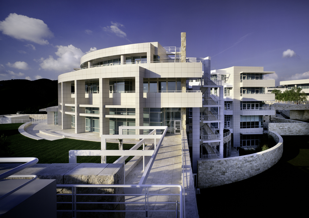 Getty Center, Los Ángeles, Estados Unidos.
