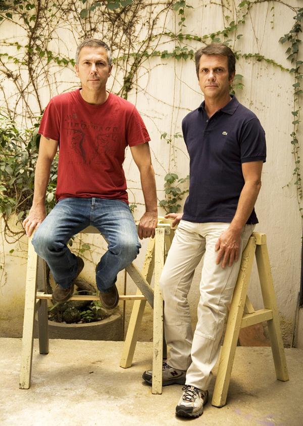 Fernando y Humberto Campana.