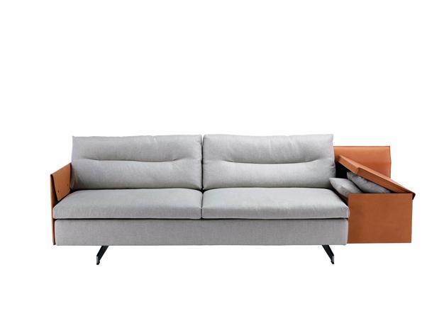 Sofá de Jean Marie Massaud para Frau.