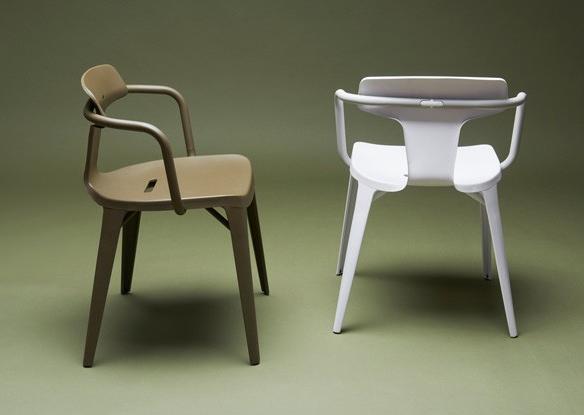 Diseño de Patrick Norguet.