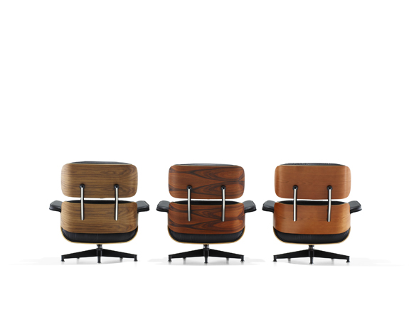 Eames Lounge Chair.