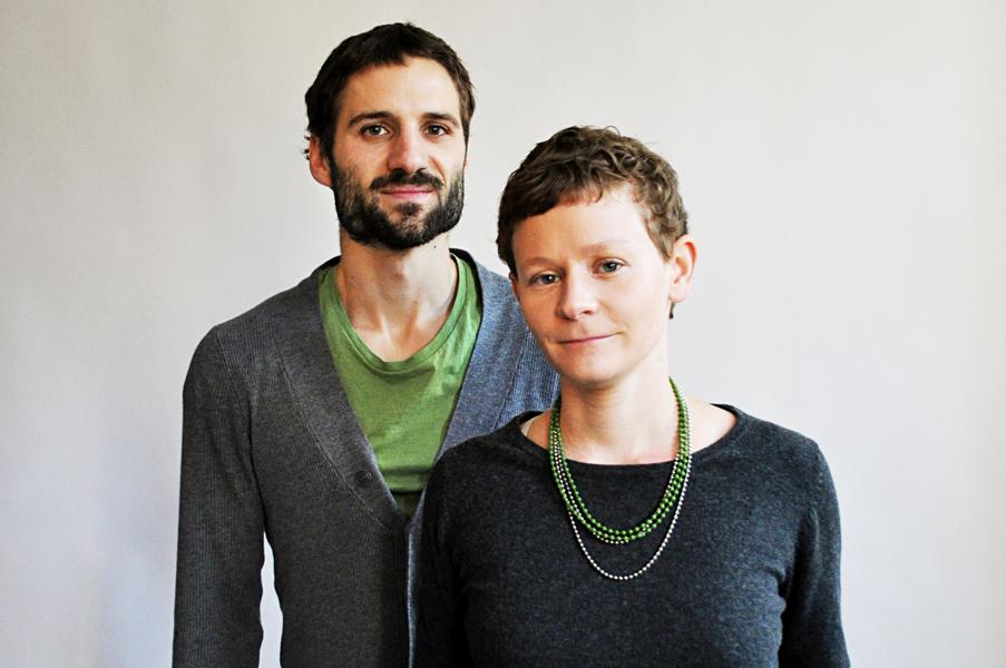 Katharina Mischer y Thomas Traxler de Studio mischer'traxler.