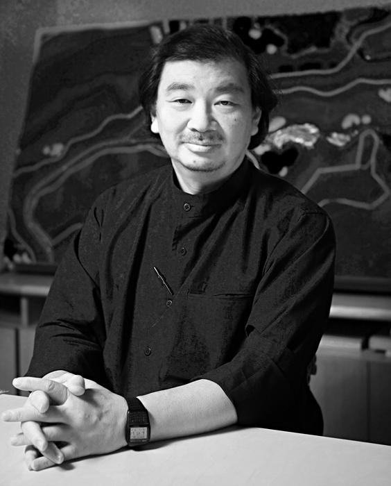 El arquitecto japonés Shigeru Ban, premio Pritzker de arquitectura 2014.