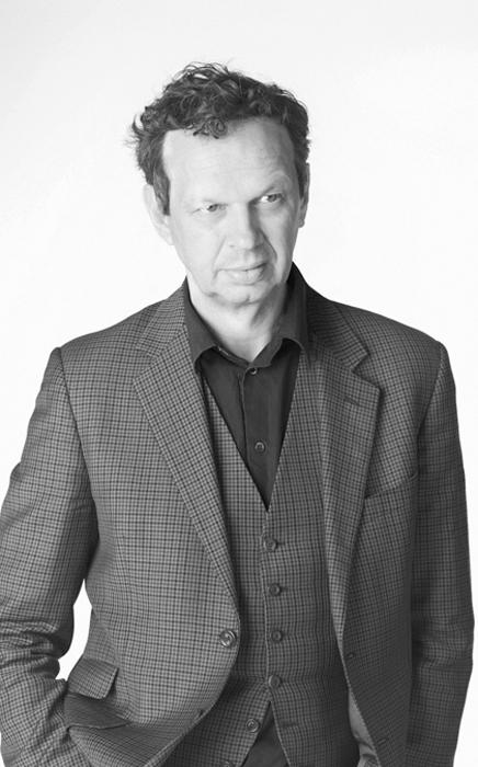 El diseñador Tom Dixon.