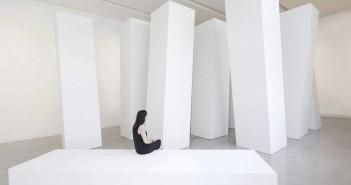 """AXXIS habló con el arquitecto estadounidense Richard Meier, con ocasión de la exposición """"Richard Meier, arquitectura y diseño"""", en la Fundación Bisazza."""