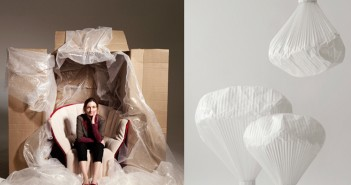 Desde su adolescencia, los mercados de pulgas han influenciado el trabajo de la diseñadora francesa Inga Sempé.