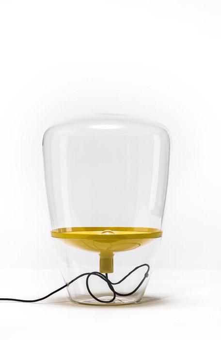 Lámpara de piso de la serie Balloons para Brokis.