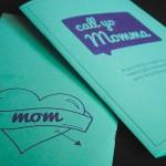 Call yo Momma, propuesta por el diseñador Andrew Shea, en su ponencia sobre modificar hábitos a través del diseño, en Design & Emotion 2014.