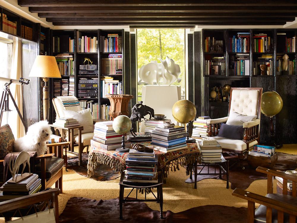 Estudio de la casa La Formentera en Garrison, Estados Unidos.