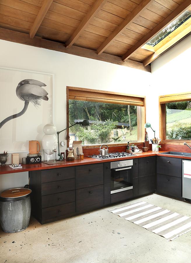 La casa pucha de anita calero minimalismo ecl ctico en cali for Techos de concreto para casas