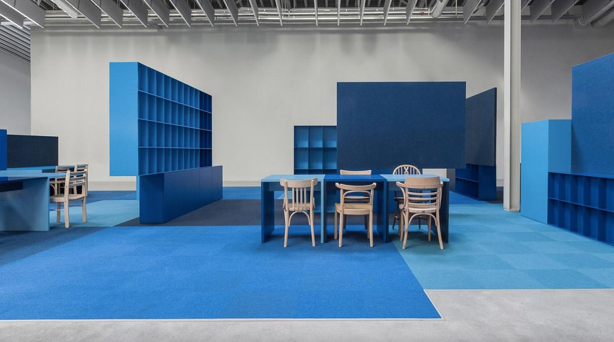 Espacio compartido para Combiwerk Delft, diseñado por i29 interior architects y VMX architects.