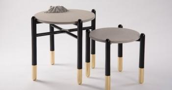 Set de mesas Isla