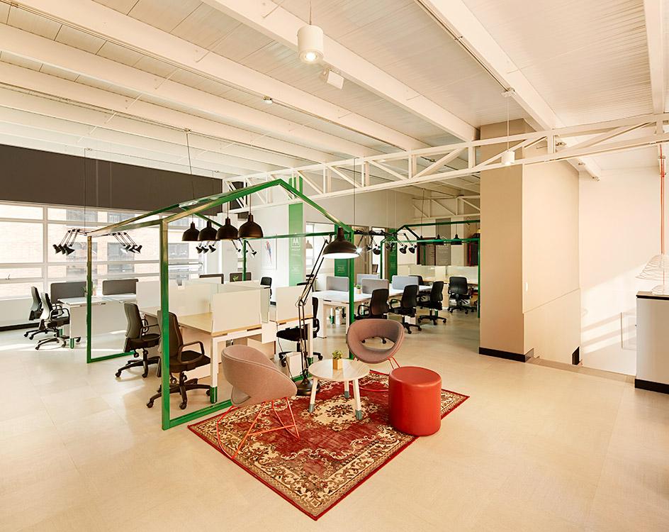 Work&Go un diseño de Solinoff y Reinhard Dienes Studio.