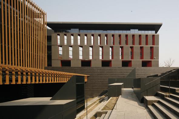 El Xi'an Westin Hotel