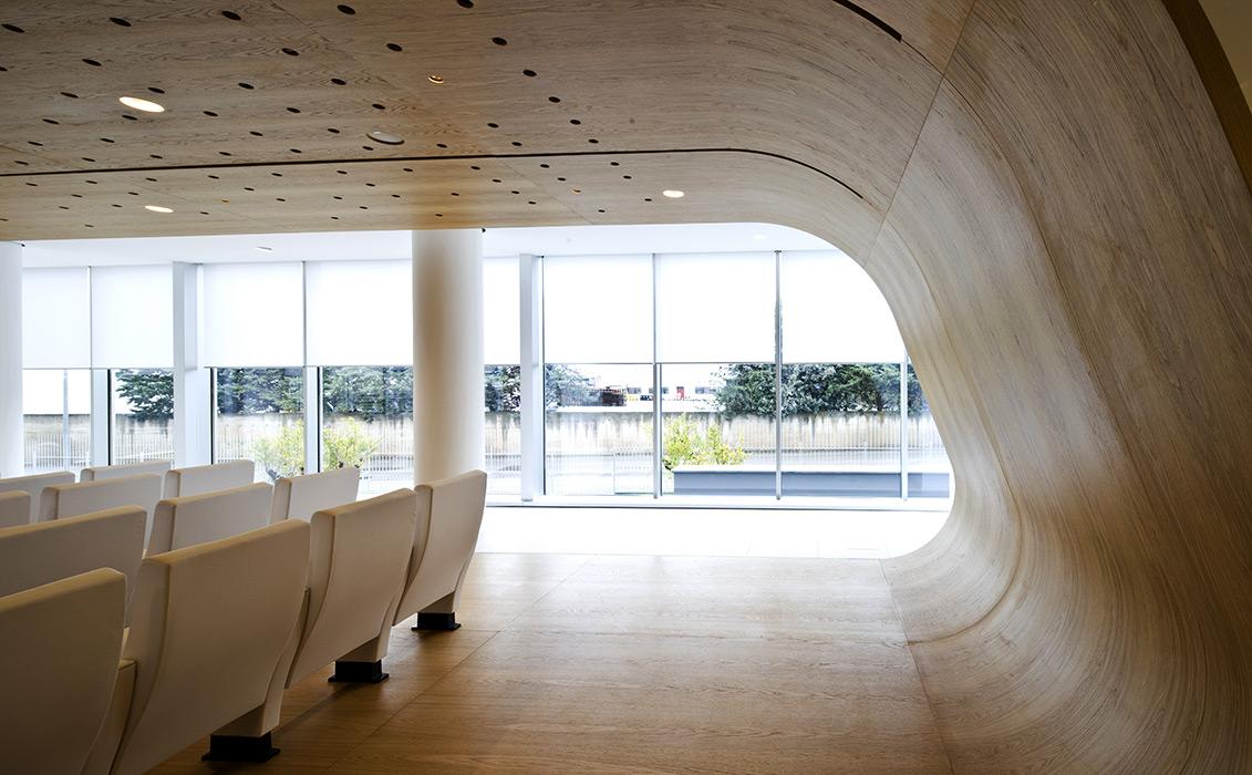 Las oficinas de molino casillo por alvisikirimoto partners for Las oficinas