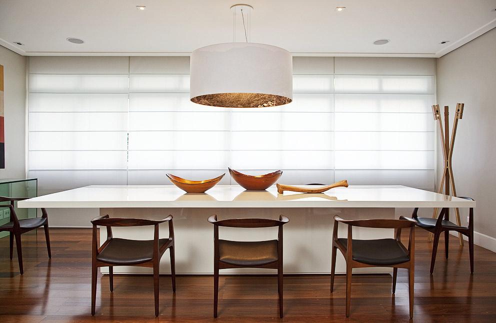 Proyecto del diseñador de interiores brasilero Fernando Piva, expositor en CasaCor 2015.