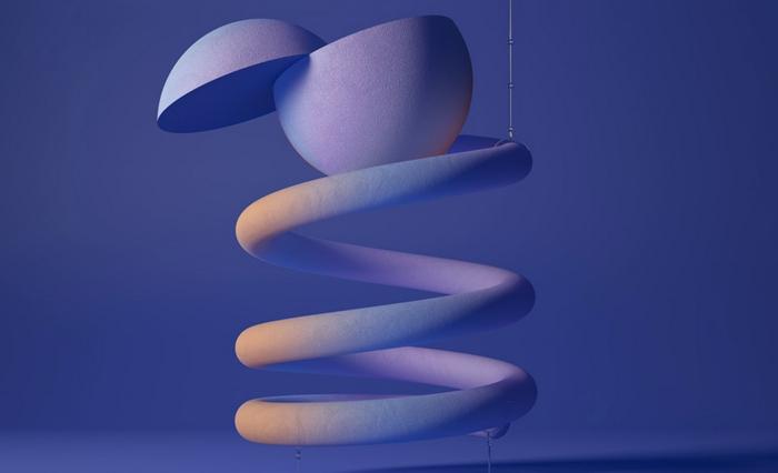 Pieza de la serie Mars Mellow, por Serial Cut Design, invitados especiales a Medellín Design Week, 2015.