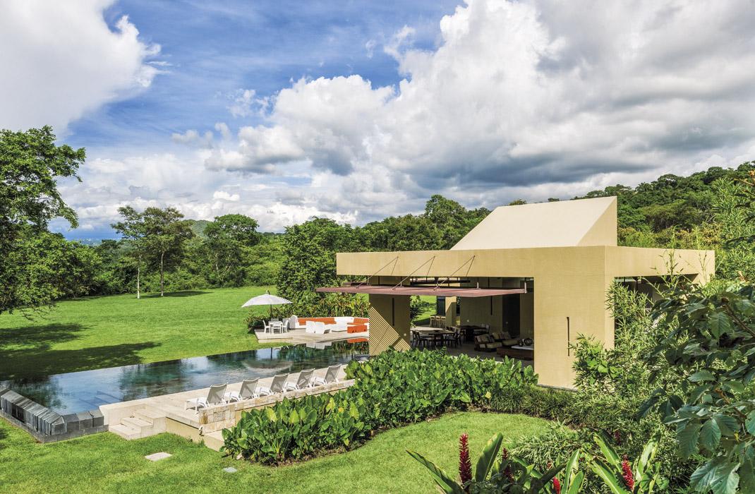 Casa campestre dise ada para compartir for Modelos de casas campestres modernas