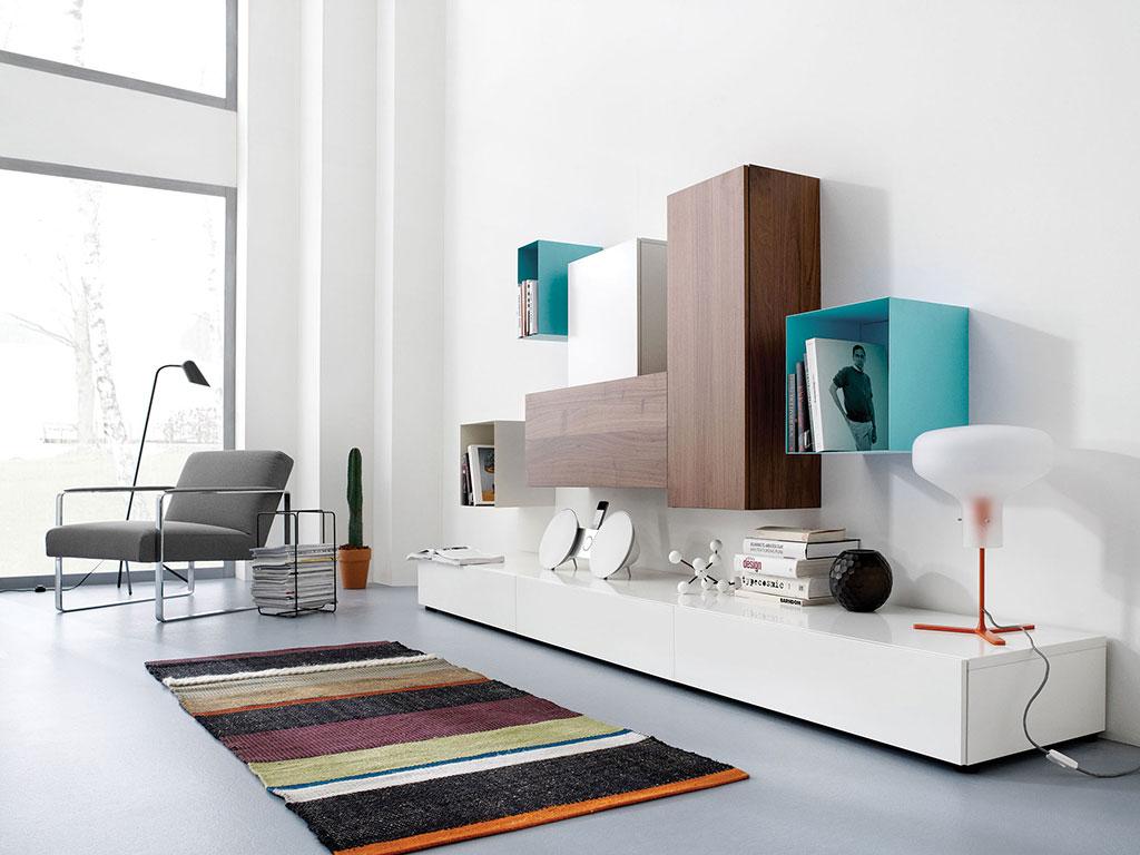 La firma danesa BoConcpet será uno de los nuevos expositores en 100 Showrooms 2015.