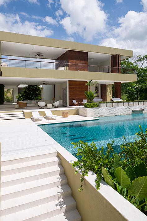 Casa de campo contempor nea - Apartamentos con piscina en valencia ...