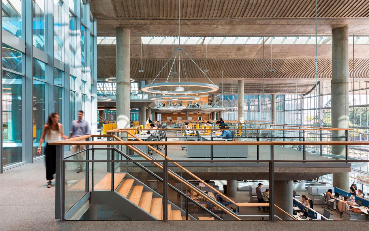 Las oficinas Ciudad Casa de Gobierno en Buenos Aires, proyecto finalista de Foster + Partners.