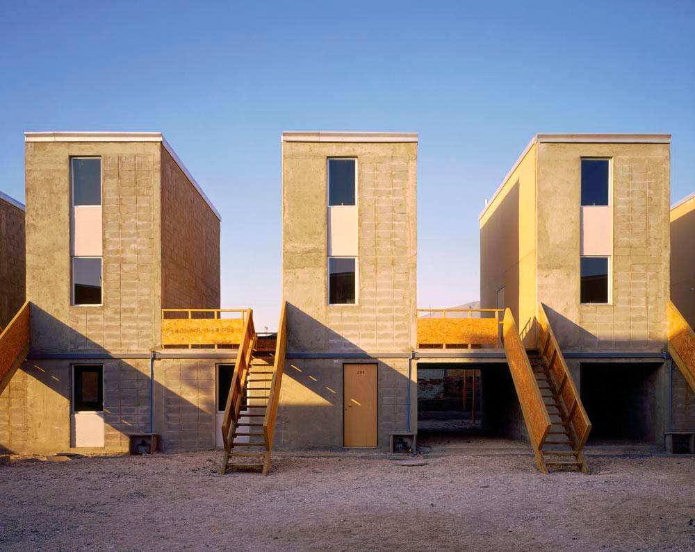 Proyecto Quinta Monroy, Chile de Alejandro Aravena con su firma Elemental.