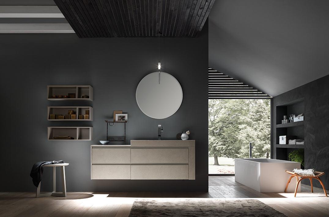 Muebles Para Baño Recubre:de almacenamiento, estos muebles de baño de la línea Material, de