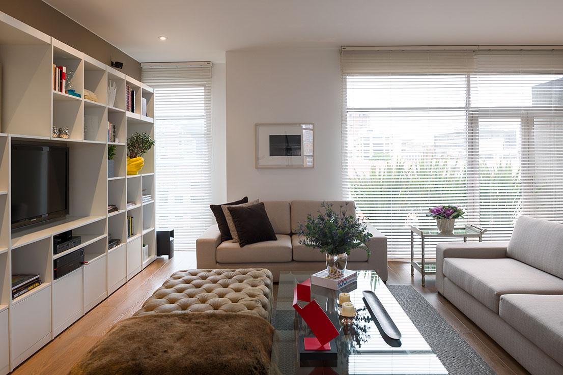 D alogo entre la decoraci n antigua y moderna en bogot for Decoracion para apartamentos modernos