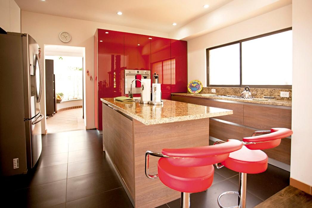 Tendencias en cocinas - Paneles para cocinas ...