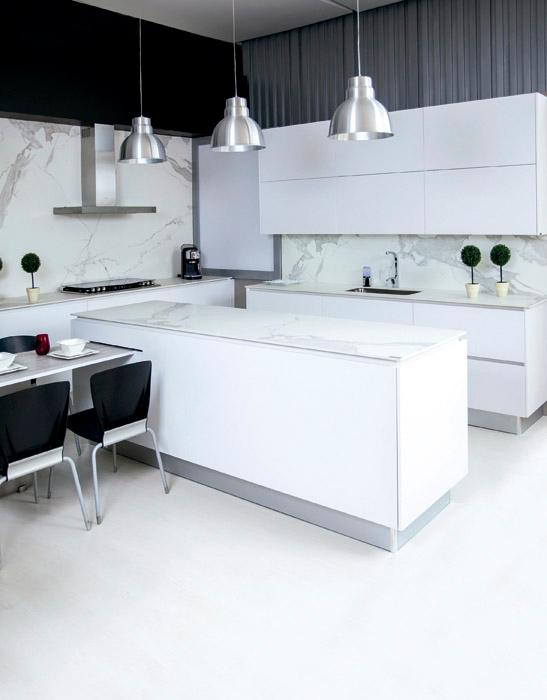 Tendencias en cocinas for Elementos de cocina bogota