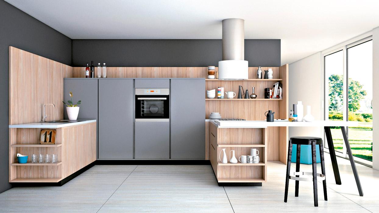 Tendencias en cocinas for Cocinas nuevas tendencias