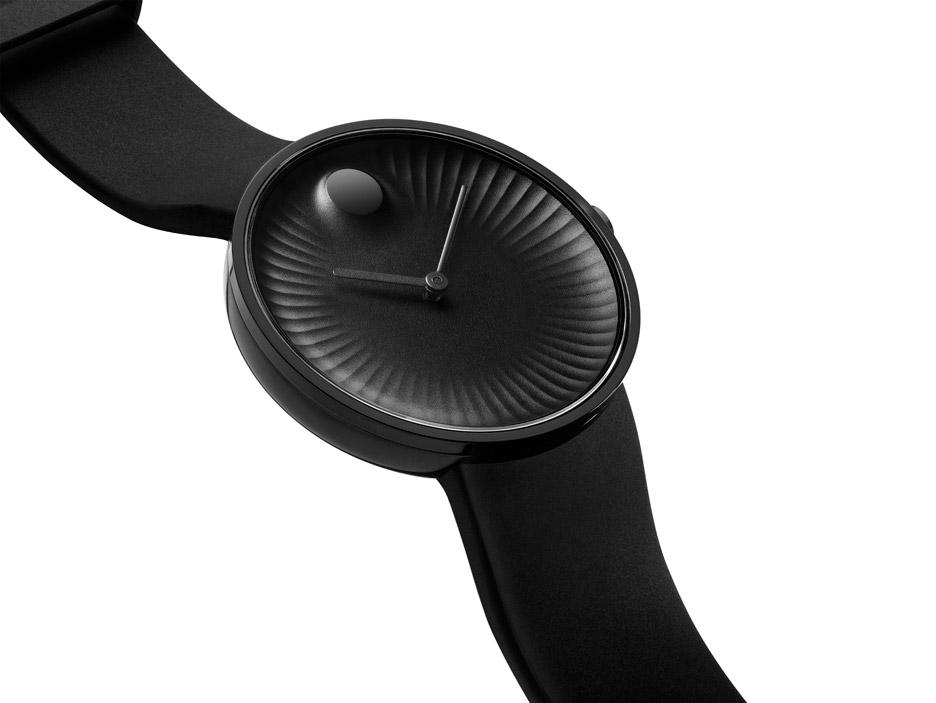 Reloj Movado de el diseñador Yves Behar.