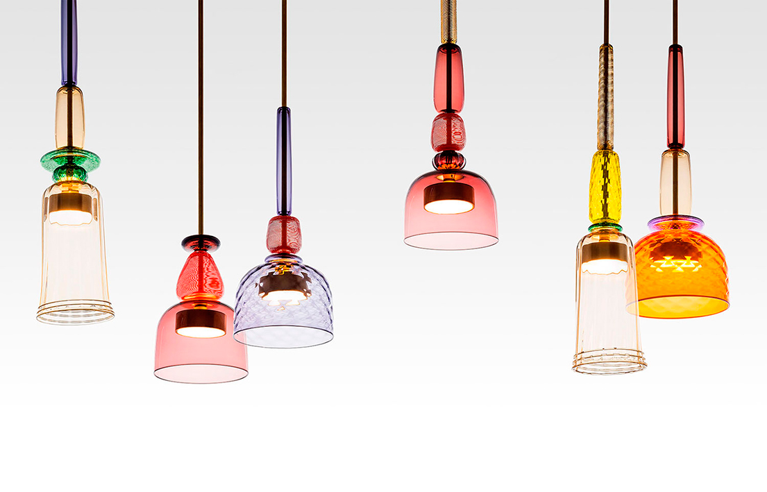 I Flauti Lights de Giopato & Coombes, invitados a Masion & Objet 2015.