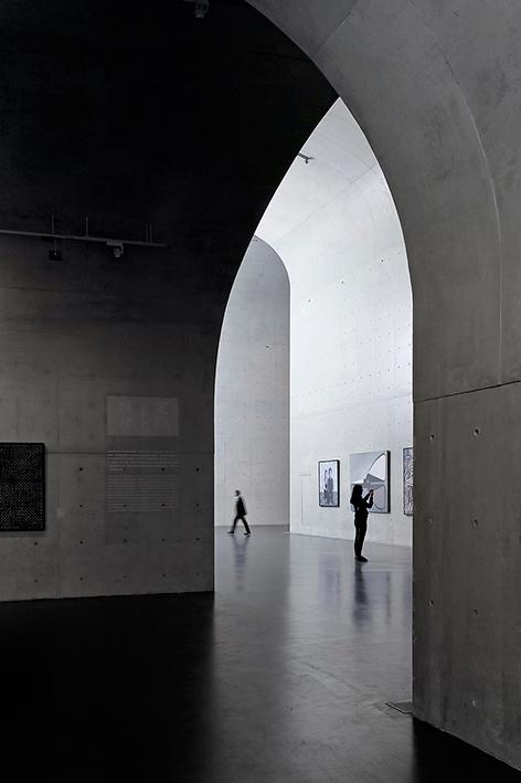 Fotografía ganadora en la categoría Interiores. Foto: Su Shengliang