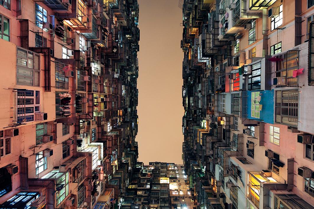 Imagen ganadora en la categoría Edificios en uso cotidiano. Foto: Tan Lingfei
