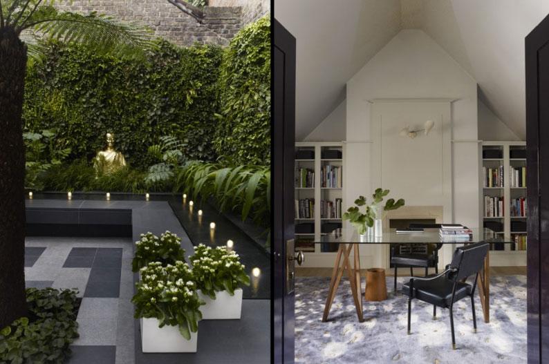 Proyecto de interiorismo residencial Glebe Place.