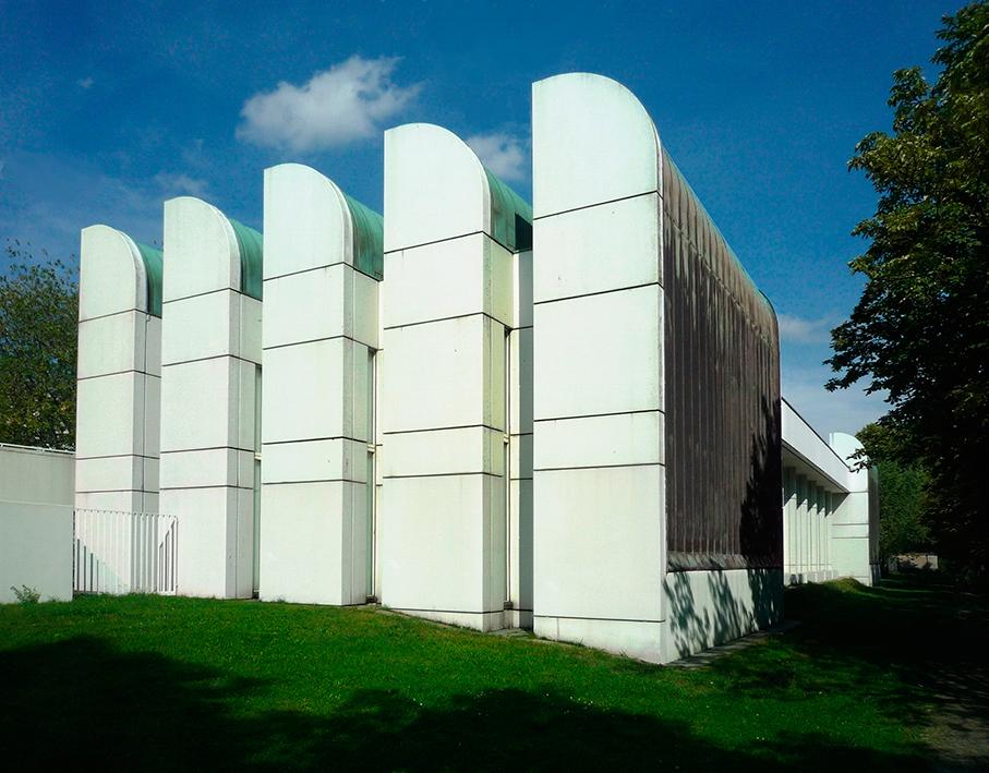 La bauhaus una escuela de dise o vigente for Bauhaus berlin edificio