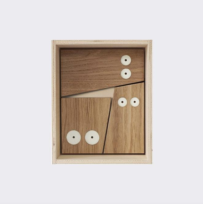 Una parada obligatoria en cada edición de M&O es Designer Box, trio de búhos en madera diseño de Big Game.