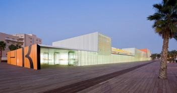 royecto para la IX Bienal Iberoamericana de Arquitectura y Urbanismo. Foto: Iwan Baan