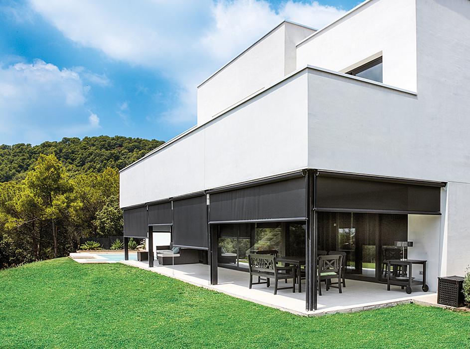 Especial terrazas y piscinas contacto con la naturaleza - Piscinas en terrazas ...