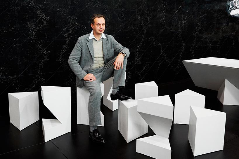 El diseñador británico Tom Dixon.
