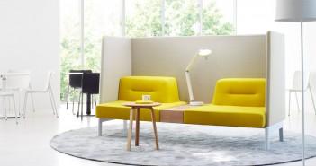 Mobiliario para oficinas de Bjoern Meier.