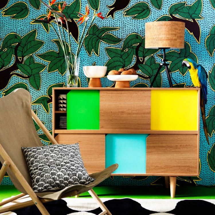 Colección TILLFÄLLE para Ikea.